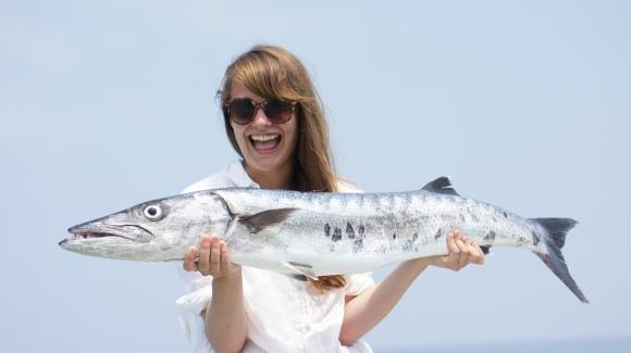 asha fritz fishing